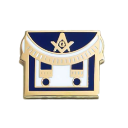 Pin avental grande oficial