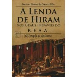 A Lenda de Hiram nos Graus...