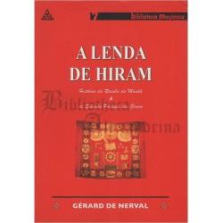 A Lenda de Hiram, Gérard de...